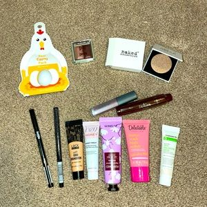 Lot of Beauty Products